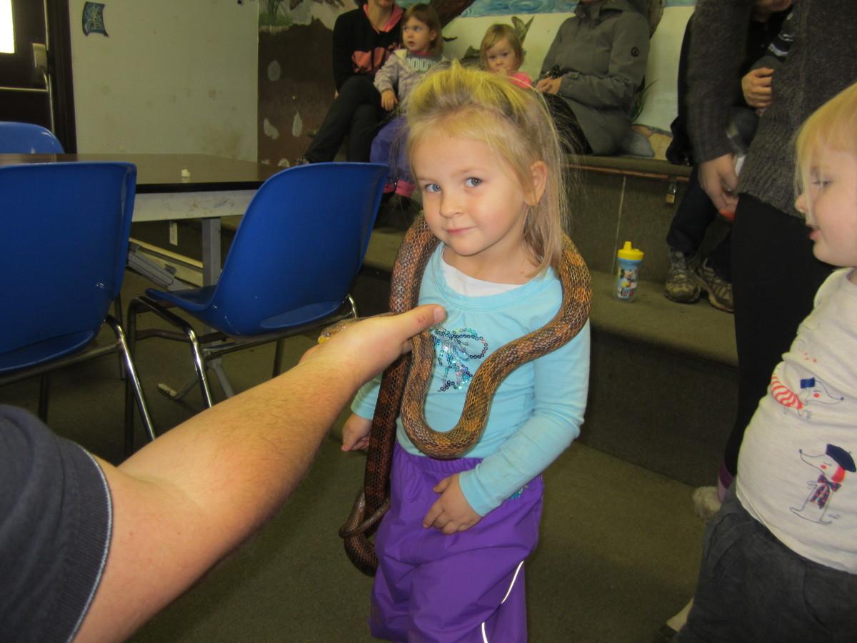 Rockwood Nursery School Field Trip
